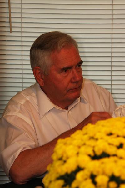 Judge John Coady Retirement